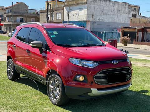Ford EcoSport 1.6L Freestyle usado (2013) color Rojo Bari precio $1.430.000