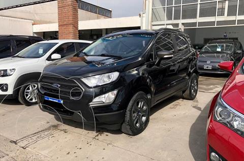 Ford EcoSport S 1.5L usado (2018) color Negro precio $1.975.000