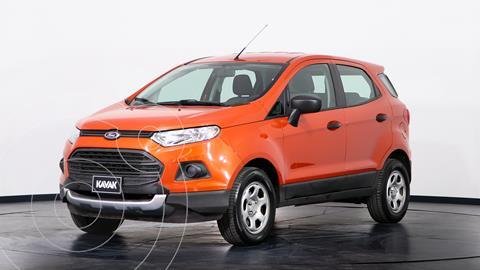 Ford EcoSport 1.6L S usado (2015) color Rojo Bari precio $1.480.000