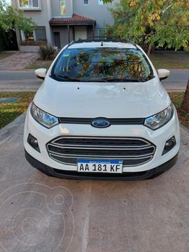 Ford EcoSport 1.6L SE usado (2016) color Blanco Oxford precio $1.300.000