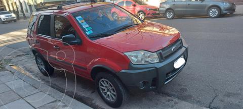 Ford EcoSport 1.6L 4x2 XL Plus  usado (2009) color Rojo Morello precio $839.000
