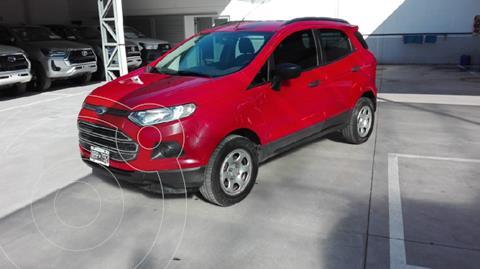 Ford EcoSport SE 1.5L TDi usado (2014) color Rojo precio $1.330.000