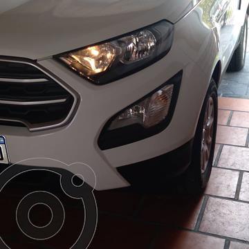 Ford EcoSport SE 1.5L Aut usado (2019) color Blanco Oxford precio $2.100.000
