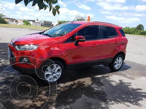 Ford EcoSport 2.0L Titanium  usado (2015) color Rojo precio $1.550.000