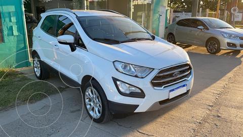 Ford EcoSport SE 1.5L TDi usado (2017) color Blanco precio $1.995.000