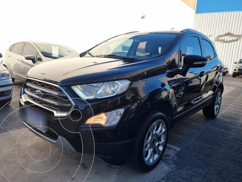 Ford EcoSport Titanium 1.5L Aut usado (2017) color Negro Ebony financiado en cuotas(anticipo $1.069.900)