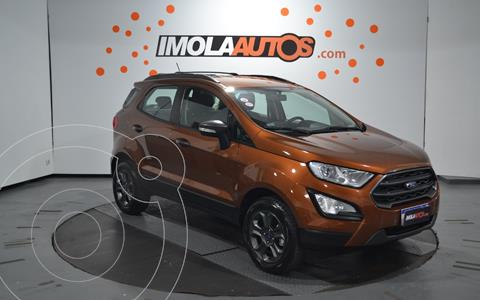 Ford EcoSport Freestyle 2.0L 4x4 Aut usado (2018) color Naranja precio $2.350.000