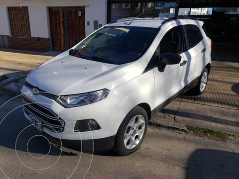 Ford EcoSport 1.6L SE usado (2013) color Blanco Oxford precio $1.119.000