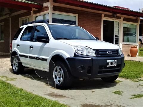 Ford EcoSport 1.6L 4x2 XL Plus  usado (2010) color Blanco precio $820.000