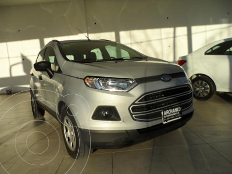 Ford EcoSport 1.6L SE usado (2013) color Gris Grafito financiado en cuotas(anticipo $700.000)