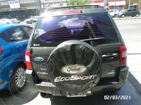 Ford EcoSport 1.6L 4x2 XLS  usado (2005) color Gris Oscuro precio $320.000