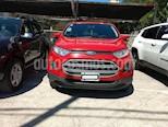 Ford EcoSport 1.6L SE usado (2014) color Rojo precio $825.000