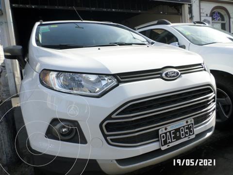 Ford EcoSport 1.6L Freestyle usado (2015) color Blanco precio $1.400.000