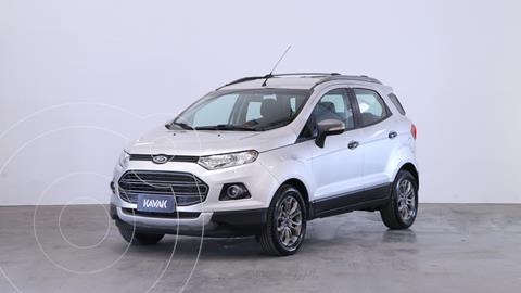 Ford EcoSport 1.6L Freestyle usado (2016) color Plata precio $1.550.000