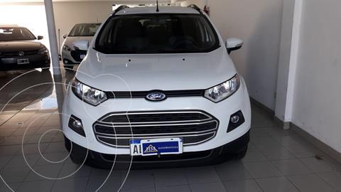 Ford EcoSport 1.6L SE usado (2017) color Blanco Marfil financiado en cuotas(anticipo $1.150.000)