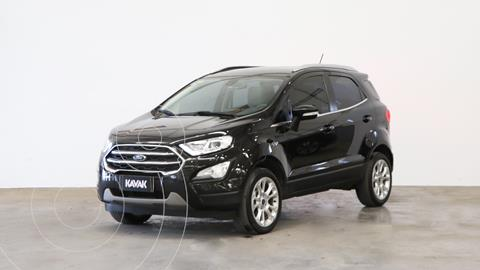 Ford EcoSport Titanium 1.5L usado (2018) color Negro Ebony precio $2.280.000