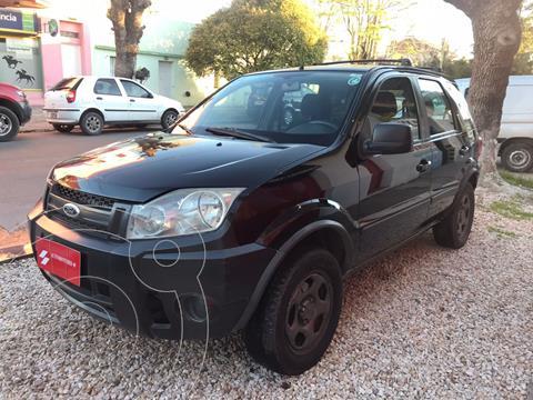 Ford EcoSport 2.0L 4x2 XLS  usado (2008) color Negro Ebony financiado en cuotas(anticipo $450.000)