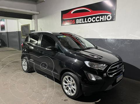 Ford EcoSport Titanium 2.0L Aut usado (2019) color Negro Ebony precio $2.500.000