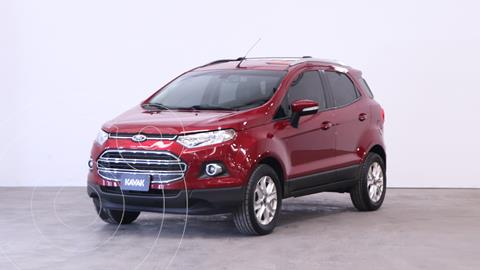 Ford EcoSport 2.0L Titanium Powershift usado (2015) color Rojo Bari precio $1.580.000