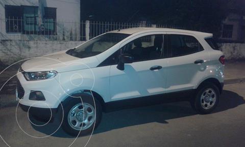Ford EcoSport 1.6L S usado (2017) color Blanco Oxford precio $1.450.000