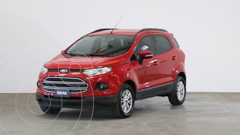 Ford EcoSport 1.6L SE usado (2017) color Rojo Bari precio $1.420.000