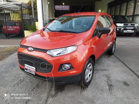 Ford EcoSport 1.6L S usado (2015) color Naranja precio $1.400.000