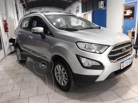 Ford EcoSport Titanium 1.5L usado (2018) color Gris financiado en cuotas(anticipo $1.500.000)