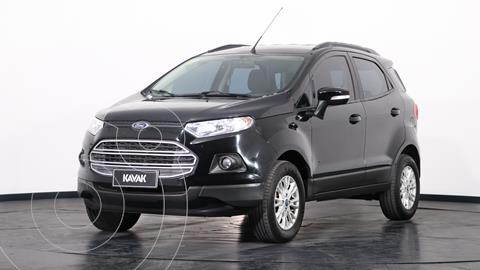 Ford EcoSport 1.6L SE usado (2017) color Negro Ebony precio $1.850.000