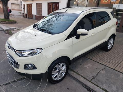 Ford EcoSport 2.0L Titanium  usado (2015) color Blanco Marfil precio $1.690.000