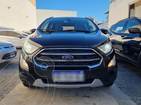 Ford EcoSport Titanium 1.5L Aut usado (2017) color Negro financiado en cuotas(anticipo $940.000 cuotas desde $30.900)