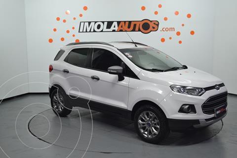 Ford EcoSport 1.6L Freestyle usado (2017) color Blanco precio $1.650.000