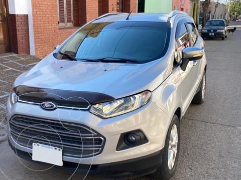 Ford EcoSport 1.6L Titanium usado (2013) color Gris precio $1.350.000