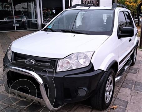 Ford EcoSport 1.6L 4x2 XL Plus usado (2012) color Blanco precio $925.000