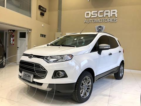 Ford EcoSport 1.6L Freestyle usado (2017) color Blanco Oxford precio $1.939.000
