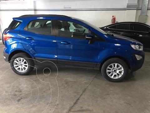 Ford EcoSport SE 1.5L usado (2017) color Azul Electrico financiado en cuotas(anticipo $999.000 cuotas desde $48.000)