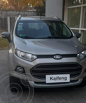 Ford EcoSport 1.6L Freestyle usado (2016) color Gris financiado en cuotas(cuotas desde $1.390.000)