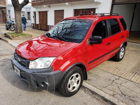 Ford EcoSport 1.6L 4x2 XL Plus  usado (2009) color Rojo Bari precio $820.000