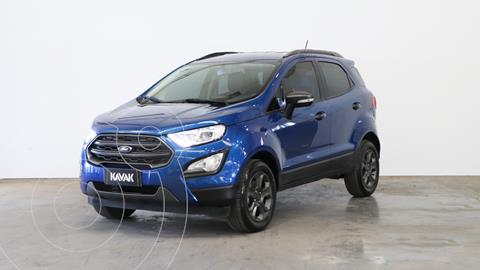 Ford EcoSport Freestyle 1.5L usado (2018) color Azul Electrico precio $2.040.000