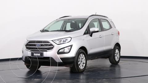 Ford EcoSport SE 1.5L usado (2017) color Plata Estelar precio $1.840.000