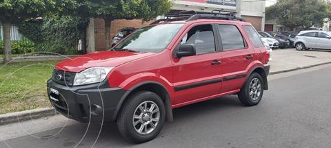 Ford EcoSport 1.6L 4x2 XLS usado (2012) color Rojo Bari precio $950.000