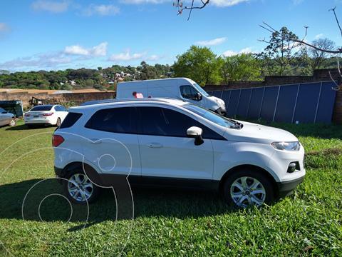 Ford EcoSport Titanium 2.0L Duratec AT usado (2014) color Blanco precio $1.750.000