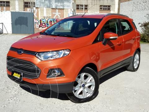 Ford EcoSport 2.0L Titanium  usado (2013) color Naranja precio $890.000