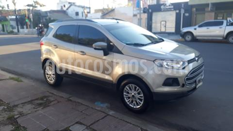 foto Ford EcoSport 2.0L SE  usado (2016) color Plata Estelar precio $1.095.000