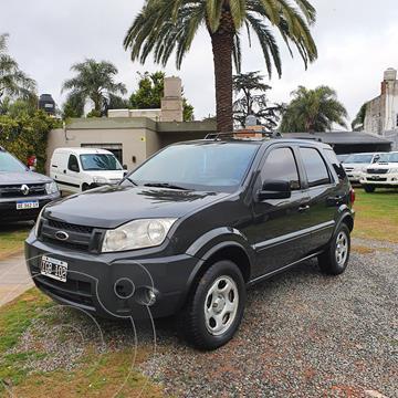 Ford EcoSport 1.6L 4x2 XL Plus  usado (2009) color Gris Meteorito precio $820.000