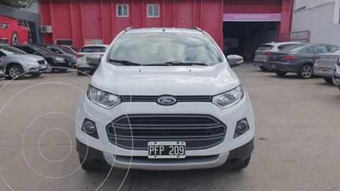 Ford EcoSport 1.6L Freestyle usado (2015) color Blanco precio $1.500.000