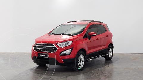 Ford EcoSport SE 1.5L usado (2018) color Rojo Rubi precio $2.080.000