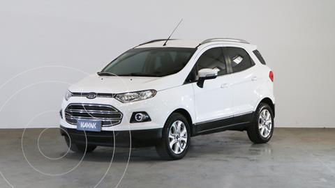 Ford EcoSport 2.0L Titanium Powershift usado (2016) color Blanco Oxford precio $1.800.000