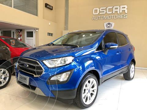 Ford EcoSport Titanium 2.0L Aut usado (2018) color Azul Electrico precio $2.199.000