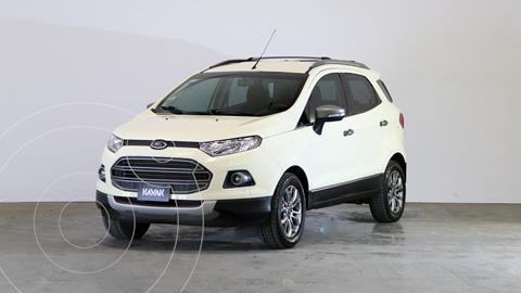 Ford EcoSport 1.6L Freestyle usado (2015) color Blanco Oxford precio $1.470.000