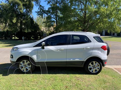 Ford EcoSport 1.6L Titanium usado (2013) color Blanco precio $1.300.000
